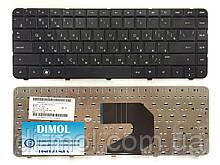 Оригінальна клавіатура для ноутбука HP Compaq 430 Pavilion G4-1000, G6-1000, rus, black