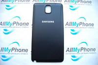 Задняя панель корпуса Samsung Galaxy Note 3,N9002,N9005,N9000 Черная