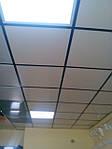Кассетный потолок-монтаж  своими руками.
