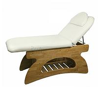Стационарный массажный стол ZD-853 для массажа, для косметологических процедур, цвет-белый