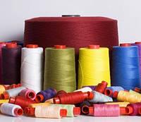 Выбор ниток под тип шитья