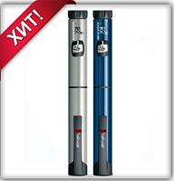 Шприц-ручка инсулиновая НовоПен 4 (NovoPen 4) синий металик