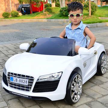 Где купить детский электромобиль Аudi?