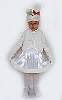 Карнавальный костюм Зайки-1 на возраст от 3 до 6 лет