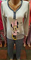 Пижама на байке со штанами Asma Микки маус
