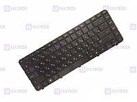 Оригинальная клавиатура для ноутбука HP Compaq 630, Compaq 630s, Compaq 631, Compaq 635 series, rus, black