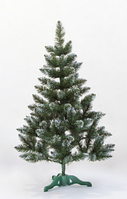 Искусственная елка новогодняя Лидия 1.2 м  АЕ