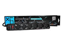 Мережевий фільтр-подовжувач LogicPower LP-X5