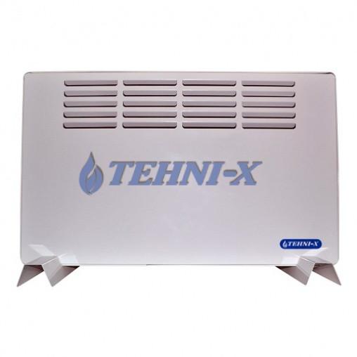 Электрический обогреватель воздуха конвективного типа Tehni-x ЭК -0,5 ТС 500 Вт с автоматической регулировкой  - Vkladovke.com.ua в Днепре