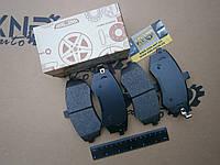 Колодки тормозные передние JAC J6