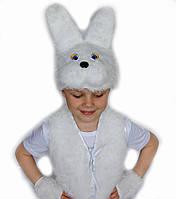 Карнавальный костюм Заяц-1 на возраст от 3 до 6 лет