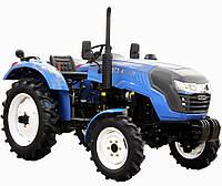 Трактор ДТЗ 4240Н (24 л.с., 3 цилиндра, 4х2, ГУР, колеса 6,0х16/9,50х24, эл. панель)