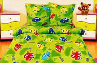Детский комплект постельного белья в кроватку №дсм29