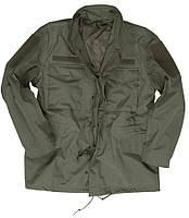 Милтек США куртка M65 с мембраной олива