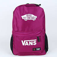 Городской рюкзак Vans(Ванс) в разных расцветках.