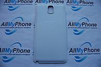Задняя панель корпуса Samsung Galaxy Note 3,N9002,N9005,N9000 Белая