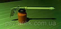 Надійний трібостатичний розпилювач – незамінна річ на будь-якому фарбувальному ділянці.