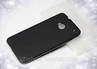 Силиконовый чехол для HTC One M7 801e, фото 1