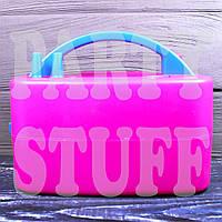 Электрический компрессор для шаров Youmay-73005, розовый