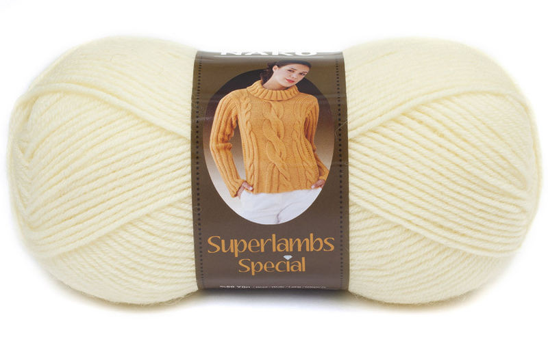 Турецька пряжа для в'язання NAKO Superlambs Special