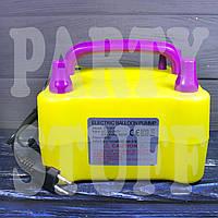 Компрессор для шаров желтый HS-001, Ebp