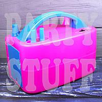 Электрический компрессор для шариков  HT-501 Stermay, розовый