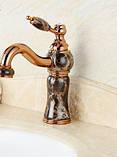 Смеситель кран одно рычажный для ванной комнаты, фото 2
