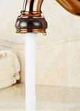 Смеситель кран одно рычажный для ванной комнаты, фото 3