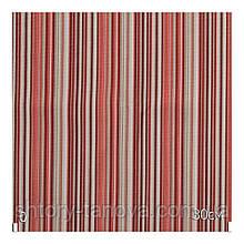 Портьерная ткань прованс в полоску с тефлоновым покрытием- Ткань на метраж Турция ширина 180 см