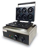 Аппарат пончиковый для донатсов GoodFood DM6, фото 1
