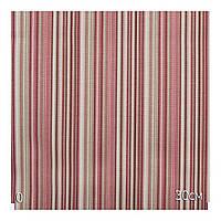 Ткань для штор полоска розовый