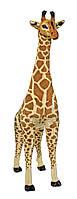 Огромный плюшевый жираф, 1,40 м