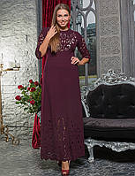 Платье, 1506 ГО батал, фото 1