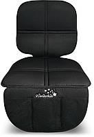 Защитный коврик на автомобильное сидение Wonderkids Черный (WK10-SM01-001)