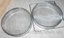 Двухсекционный фильтр D-200 мм н/ж