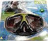 Маска  для плавания Intex поликарбонат с пвх подростковая (от 7 лет), фото 7