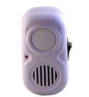 Электронный отпугиватель мышей и крыс PEST REPELLER Ultraphone: 60 м², 40 кГц, 1 Вт, 10х7х5 см