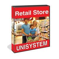 Автоматизація магазину UNISYSTEM Магазин