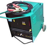 Пускозарядное устройство для авто аккумуляторов ТОР-600П — для 24 и 12В легковых и грузовых авто, пуск-600А