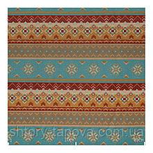 Турецкая ткань для штор водо-грязеотталкивающая с геометрическим рисунком Ткани для штор на метраж