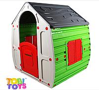 Детский игровой домик TOBI TOYS 07