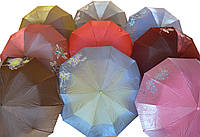 """Зонт женский Rainbrella """"Хамелеон"""" с рисунком полуавтомат"""