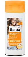 Шампунь Balea Pfirsich&Cocos для сухих и поврежденных волос 300 ml