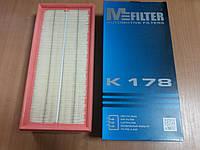 """Фильтр воздушный FORD TRANSIT автобус 2.0/2.5 1991-2000  """"M-Filter"""" - производства Литвы"""