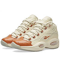 Оригинальные  кроссовки Reebok x Sneakersnstuff Question Mid Paper White