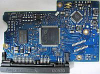 Плата HDD 500GB 7200rpm 32MB SATA III 3.5 Toshiba DT01ACA050 0A90377