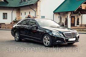 Аренда Mercedes E220 2013 года