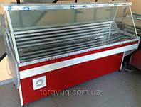 Витрины холодильные напольные 1 м, новые, Эконом 55, холодильное оборудование