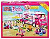 Барби отпуск в кемпинге конструктор Мега Блокс Mega Bloks Barbie Luxe Camper