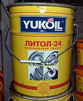 Смазка Литол-24 (18кг/20л)
